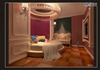 7圆床房效果图2