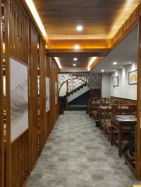 南京德玉私房菜餐厅装修实景图1