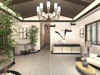 南京隐居酒店装修案例1